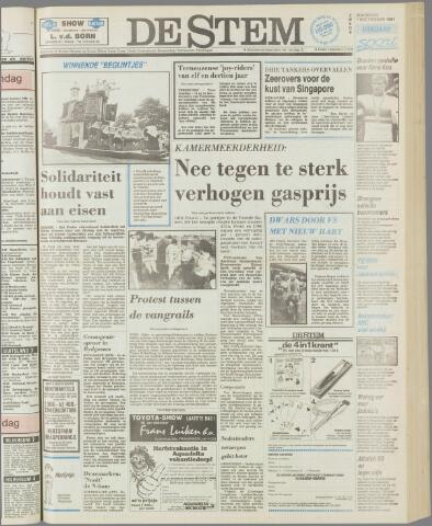 de Stem 1981-09-07