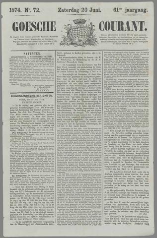 Goessche Courant 1874-06-20