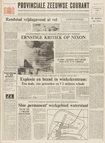 Provinciale Zeeuwse Courant 1970-05-02