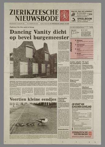 Zierikzeesche Nieuwsbode 1995-02-16