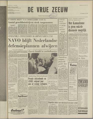 de Vrije Zeeuw 1974-06-28