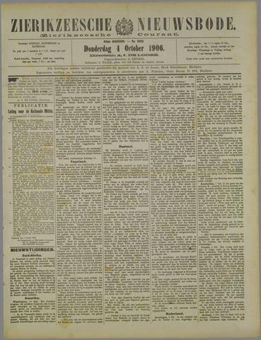 Zierikzeesche Nieuwsbode 1906-10-04