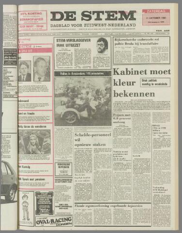 de Stem 1980-10-11