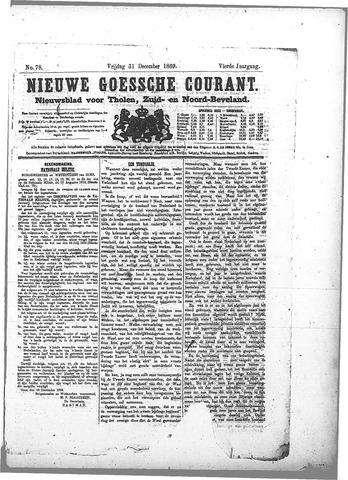 Nieuwe Goessche Courant 1869-12-31