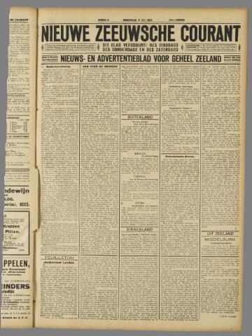 Nieuwe Zeeuwsche Courant 1928-07-12