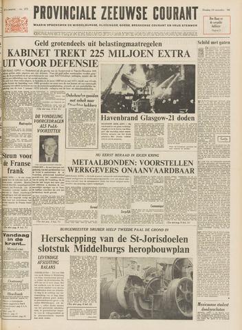 Provinciale Zeeuwse Courant 1968-11-19