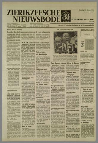 Zierikzeesche Nieuwsbode 1963-10-28