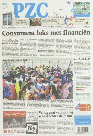 Provinciale Zeeuwse Courant 2008-12-01