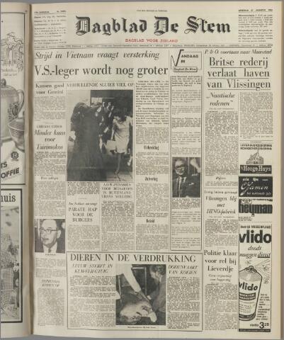 de Stem 1965-08-21