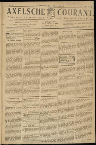 Axelsche Courant 1936-04-10