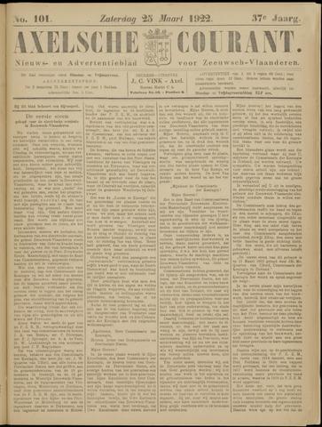 Axelsche Courant 1922-03-25