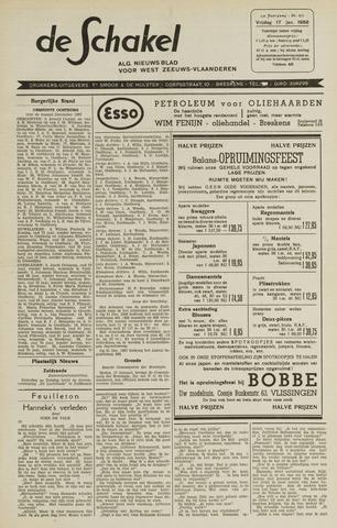 De Schakel 1958-01-17