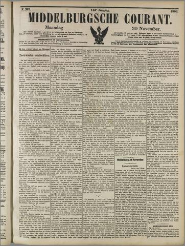 Middelburgsche Courant 1903-11-30