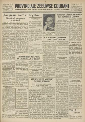 Provinciale Zeeuwse Courant 1949-07-29