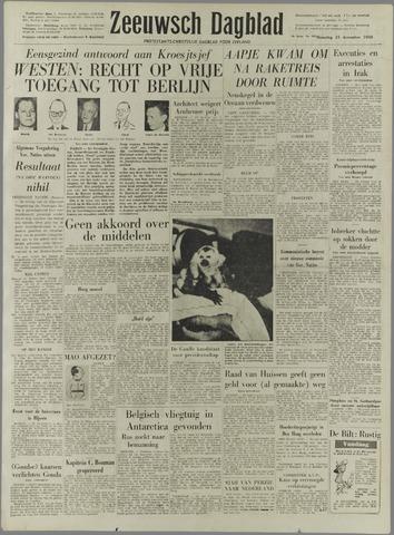 Zeeuwsch Dagblad 1958-12-15
