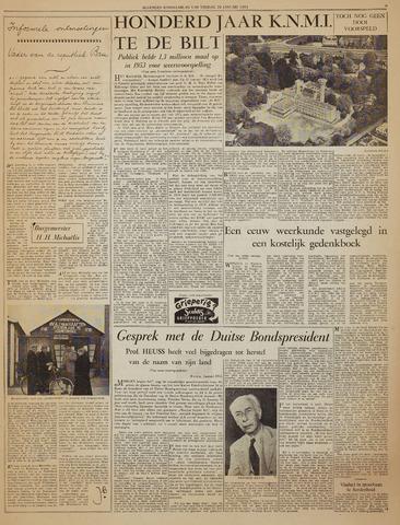 Watersnood documentatie 1953 - kranten 1954-01-29