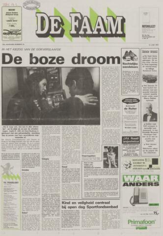 de Faam en de Faam/de Vlissinger 1992-06-10