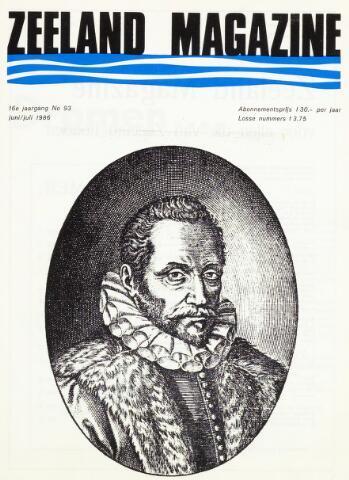 Zeeland Magazine / Veerse Meer Gids 1986-06-01