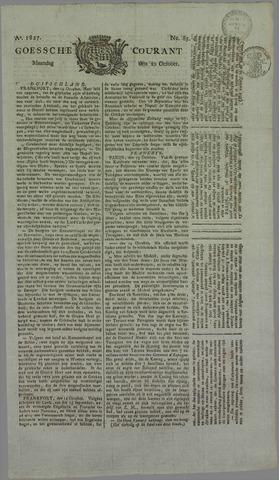 Goessche Courant 1827-10-22