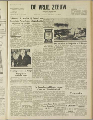 de Vrije Zeeuw 1960-12-20