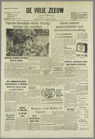 de Vrije Zeeuw 1968-10-30