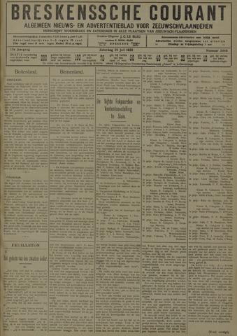 Breskensche Courant 1929-07-20