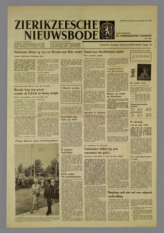 Zierikzeesche Nieuwsbode 1962-06-29