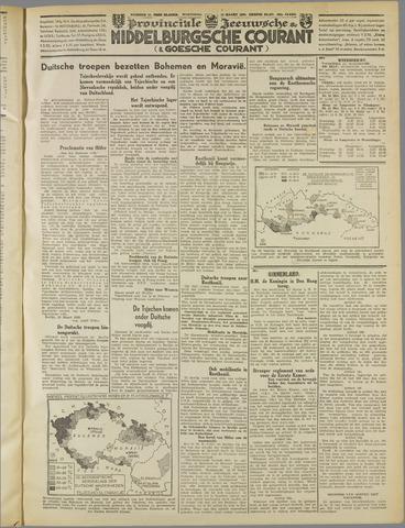 Middelburgsche Courant 1939-03-15