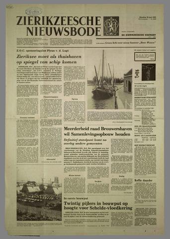Zierikzeesche Nieuwsbode 1981-06-30