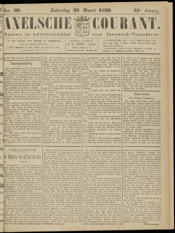 Axelsche Courant 1920-03-20