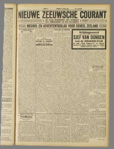 Nieuwe Zeeuwsche Courant 1929-04-16