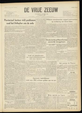 de Vrije Zeeuw 1956-10-04