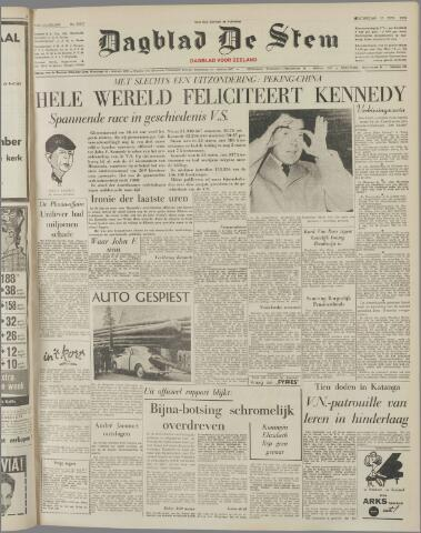 de Stem 1960-11-10