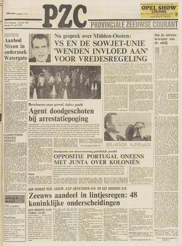 Provinciale Zeeuwse Courant 1974-04-30