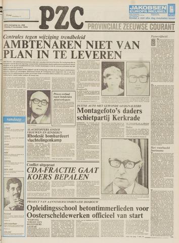 Provinciale Zeeuwse Courant 1978-11-03