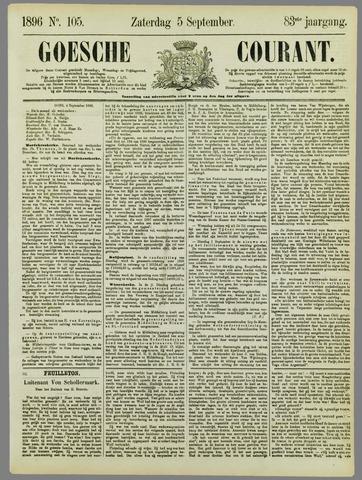 Goessche Courant 1896-09-05