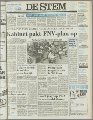 de Stem 1984-02-22