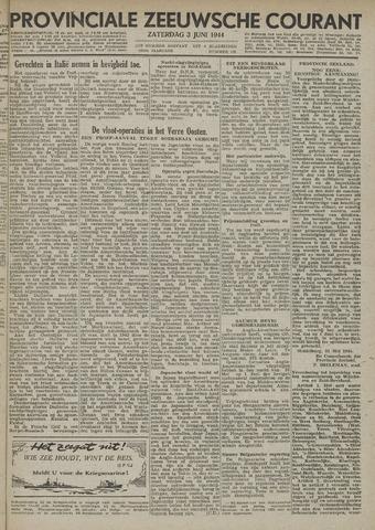 Provinciale Zeeuwse Courant 1944-06-03