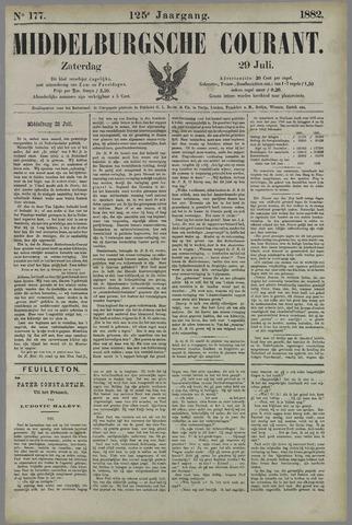 Middelburgsche Courant 1882-07-29