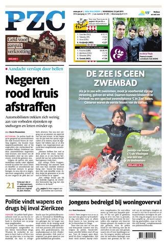 Provinciale Zeeuwse Courant 2015-07-23