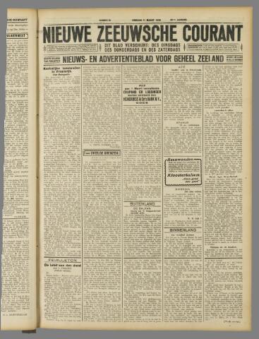 Nieuwe Zeeuwsche Courant 1930-03-11