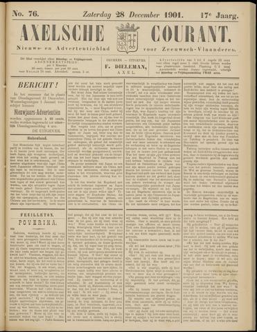 Axelsche Courant 1901-12-28