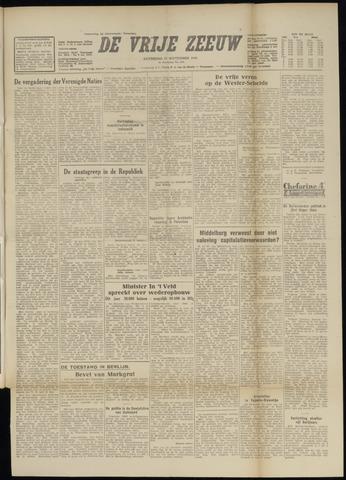 de Vrije Zeeuw 1948-09-25