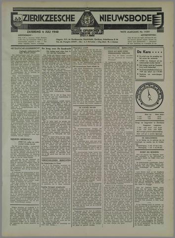 Zierikzeesche Nieuwsbode 1940-07-06