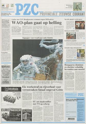 Provinciale Zeeuwse Courant 2002-03-06