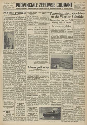 Provinciale Zeeuwse Courant 1948-09-04