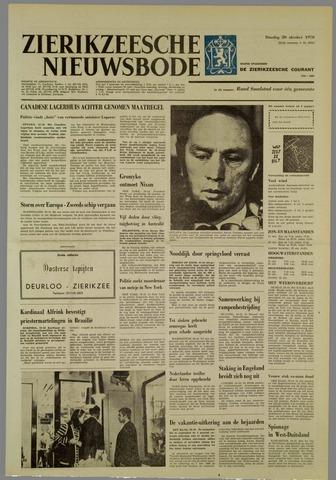 Zierikzeesche Nieuwsbode 1970-10-20