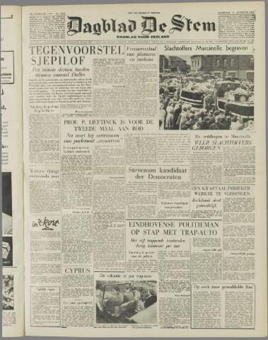 de Stem 1956-08-18