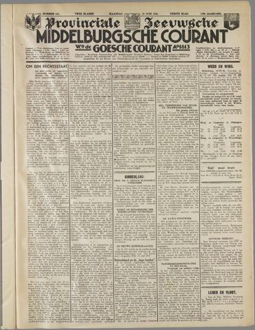 Middelburgsche Courant 1936-06-29