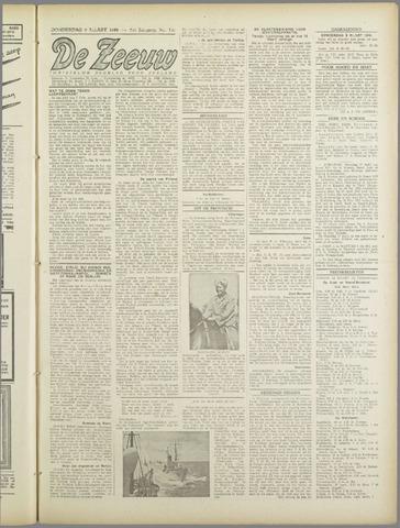 De Zeeuw. Christelijk-historisch nieuwsblad voor Zeeland 1944-03-09
